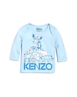 Kenzo - Boys' Long Sleeve Animal Tee - Baby