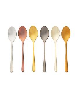 Sambonet - Mix & Play 6-Piece Coffee Spoons Set