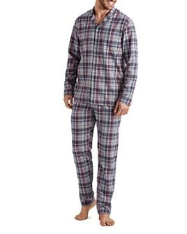 Hanro - Thilo Plaid Pajama Set