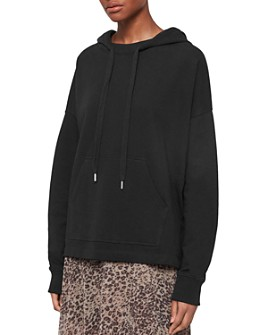 ALLSAINTS - Etienne Oversized Hooded Sweatshirt