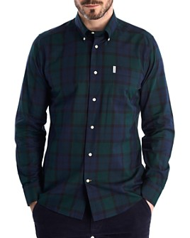Barbour - Wetheram Slim Fit Button-Down Shirt