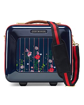 Ted Baker - Hedgerow Hardside Vanity Case