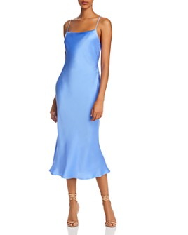 Bec & Bridge - Classic Silk Slip Dress
