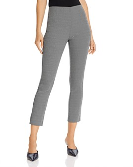 rag & bone - Simone Cropped Herringbone Pants