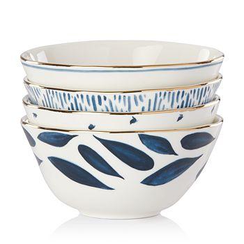 Lenox - Blue Bay Dessert/Sorbet Bowls, Set of 4