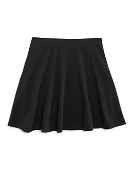AQUA - Girls' Textured Circle Skirt, Big Kid - 100% Exclusive
