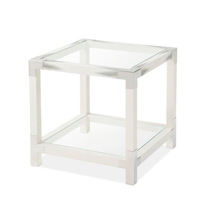 Theodore Alexander - Cutting Edge Accent Table