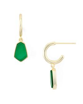 Kendra Scott - Clove Huggie Hoop Earrings