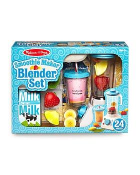 Melissa & Doug - Forty Carrots Smoothie Maker Blender Set, Ages 3+ - 100% Exclusive