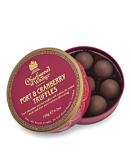 Charbonnel et Walker - Port & Cranberry Truffles