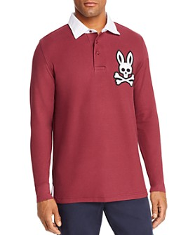 Psycho Bunny - Derby Long-Sleeve Classic Fit Polo Shirt