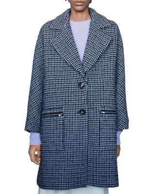 Womens Lapel Belted Long Slim Fit Trench Full Length Witer Warm Jackets Overcoat