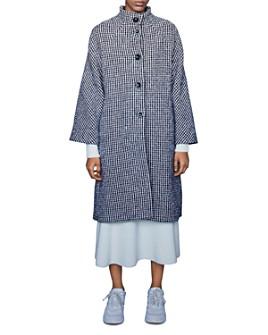 Maje - Garfield Houndstooth Coat