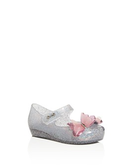 Mini Melissa - Girls' Ultragirl Fly III Mary-Jane Flats - Walker, Toddler