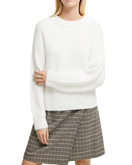 FRENCH CONNECTION - Rufina Textured High-Neck Sweater