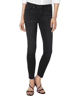 NYDJ - Ami Studded Skinny Jeans in Frannie