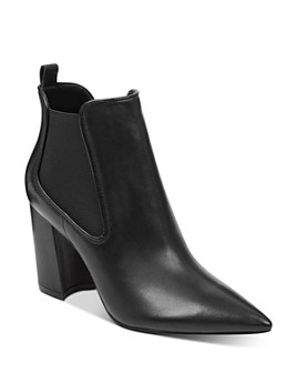 Marc Fisher LTD. - Women's Taci Block Heel Booties