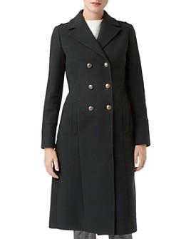 HOBBS LONDON - Bianca Double-Breasted Coat