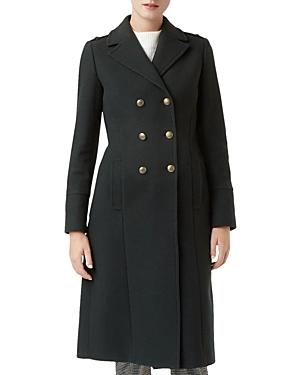 Hobbs London Bianca Double-Breasted Coat