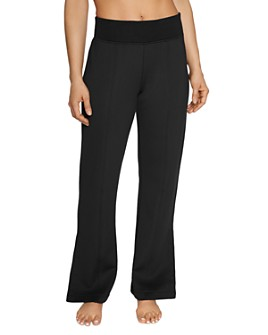 Betsey Johnson - Snap-Hem Track Pants