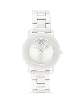 Movado - BOLD Ceramic Watch, 30mm