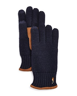 Polo Ralph Lauren - Classic Lux Merino Touch Gloves