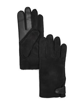 UGG® - Sheepskin Side-Tab Tech Gloves
