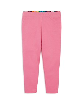 Isaac Mizrahi Loves Sesame Street - Girls' Solid Leggings, Baby, Little Kid - 100% Exclusive
