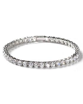 7cc464985 Crislu - Round-Cut Tennis Bracelet