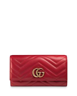 Gucci - GG Marmont Matelasse Leather Mini Bag