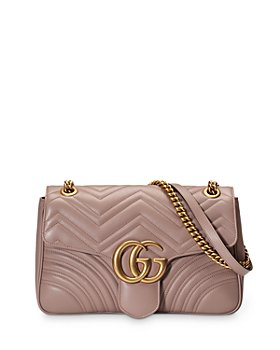 Gucci - GG Marmont Medium Matelassé Convertible Shoulder Bag