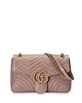 Gucci - GG Marmont Medium Matelassé Convertible Shoulder Bag