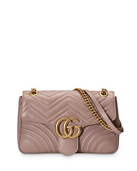 Gucci - GG Marmont Medium Matelasse Convertible Shoulder Bag