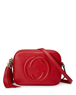 Gucci - Soho Small Leather Disco Bag