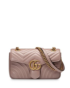 Gucci - GG Marmont Small Matelassé Convertible Shoulder Bag