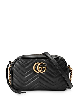 Gucci - GG Marmont Small Matelassé Shoulder Bag