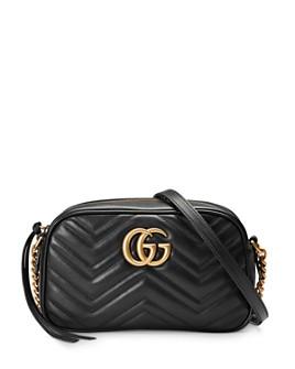 Gucci - GG Marmont Small Matelasse Shoulder Bag