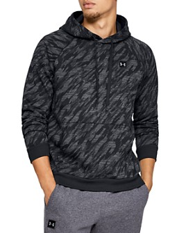 Under Armour - Rival Camo Fleece Hooded Sweatshirt