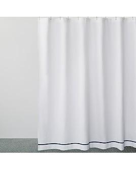 Peacock Alley -  Piqué Shower Curtain