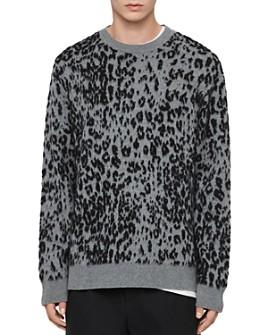 ALLSAINTS - Wildcat Crewneck Sweater