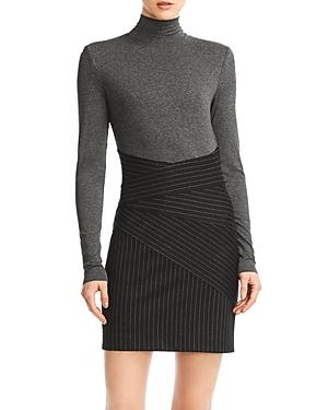 Bailey44 Dresses HOLLY MIXED MEDIA SHEATH DRESS