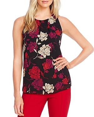 Vince Camuto Tops ENCHANTED FLORAL TANK