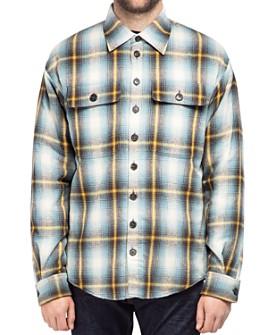 DSQUARED2 - Slim Fit Plaid Shirt