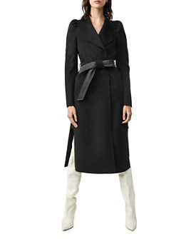 Mackage - Eden Double Face Wool Coat