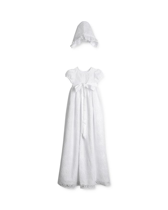 Pippa & Julie Girls' Christening Gown - Baby  | Bloomingdale's