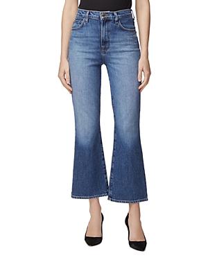 J Brand Julia High Rise Flared Jeans in Metropole
