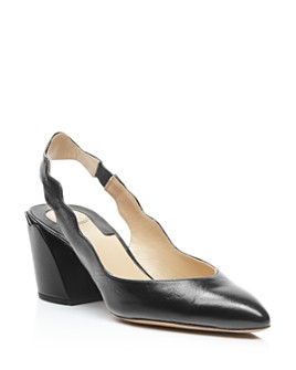 Chloé - Women's Laurena Slingback Pumps