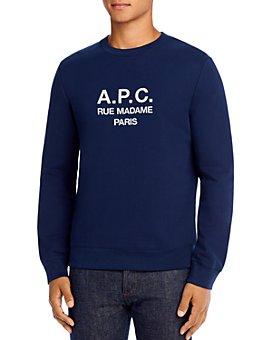 A.P.C. - Rufus Logo Sweatshirt