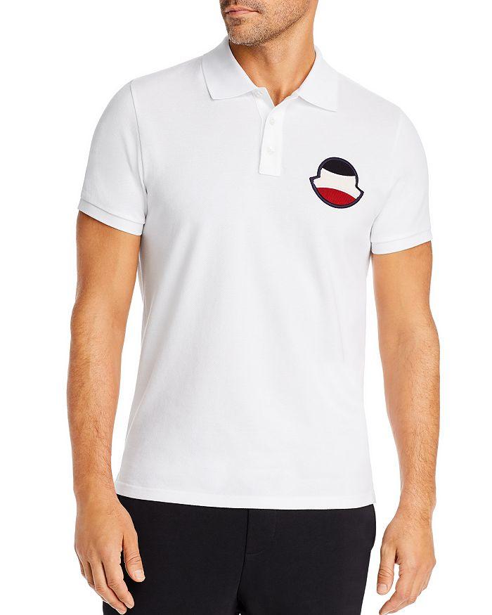 Moncler - Bell Logo Polo Shirt