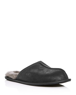 UGG® - Men's Scuff Leather Slippers
